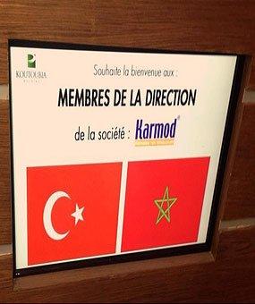 Una visita a Koutoubia,  il gigantesco produttore di cibo marocchino