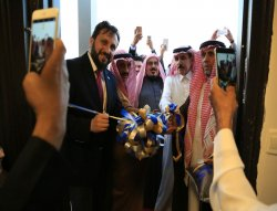 Showroom di Karmod Arabia Saudita