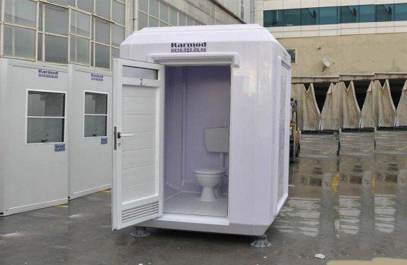 Cabina doccia e WC portatile 150x150