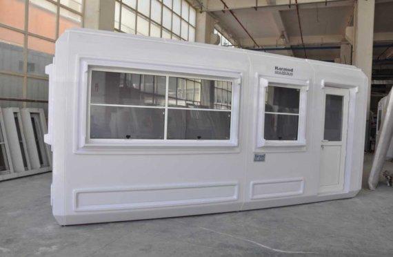 270x510 cm Cabina