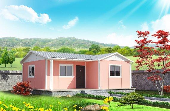 Casa Prefabbricata di 49 m²