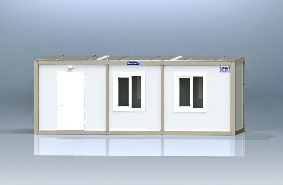 Casa modulo K 1001