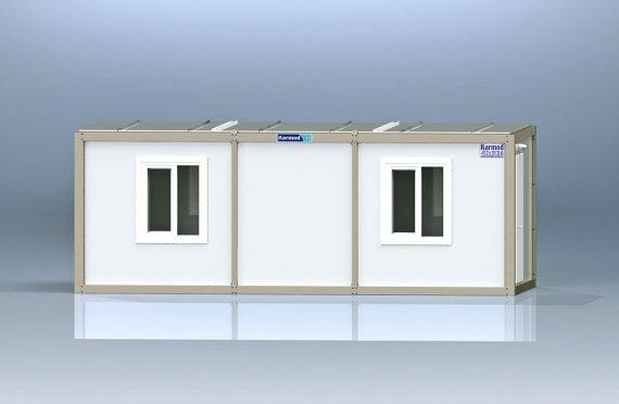 Contenitore per ufficio Flat Pack K1003
