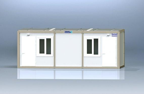 Contenitore per ufficio Flat Pack K2001