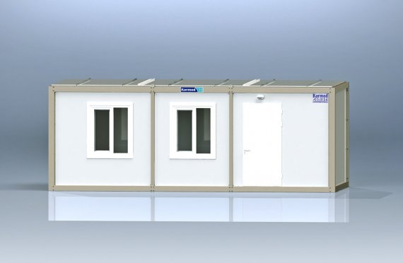 Contenitore per ufficio Flat Pack K2003