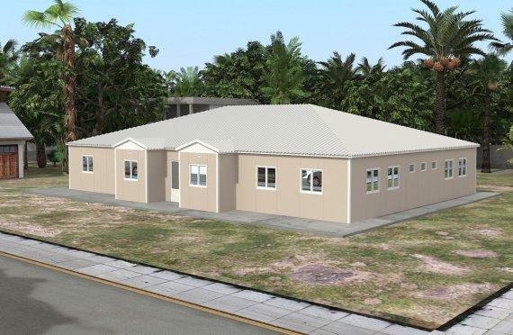 Classe portatile 289 m²