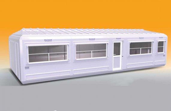 Edificio portatile 390x990