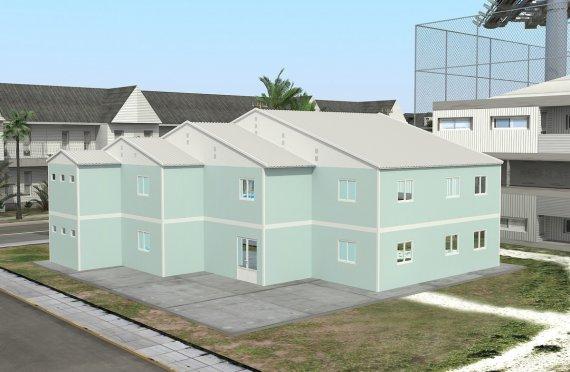 Aula portatile 508 m²