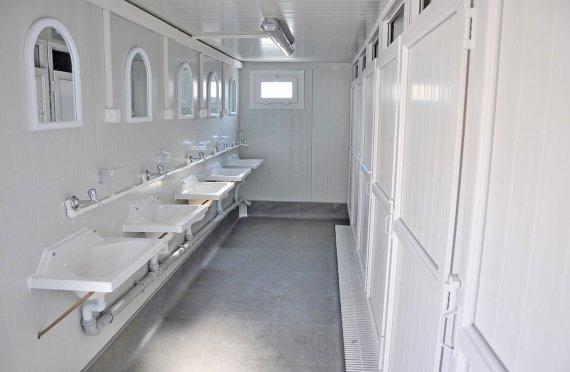 WC e doccia - Contenitori sanitari