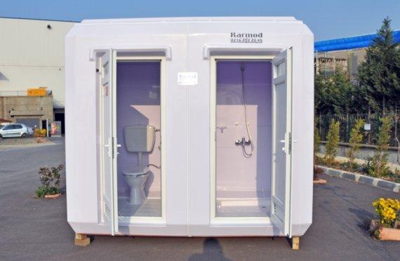 Toilettete e docce portatili