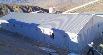 La costruzione del cantiere è stata consegnata ad Anagold Mining in Turchia