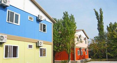 Progetto villaggio vacanze Ucraina