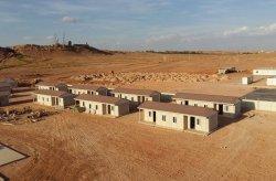progetto di alloggi prefabbricati a basso costo e conveniente in Algeria