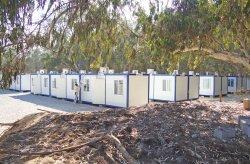La Libia ha ricevuto complessi di cantieri di container da Karmod