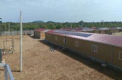 Karmod ha completato le strutture militari in Nigeria