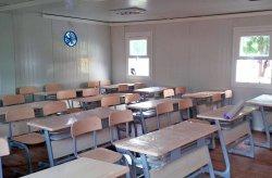 Aula mobile in Nigeria &  progetto scolastico