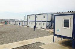 Costruzioni prefabbricate per il progetto Shahdeniz-2 in Azerbaigian