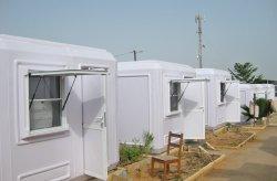 L'assemblaggio dell'edificio amministrativo in Senegal è completato