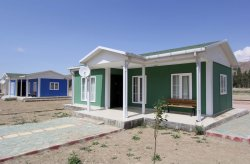 Progetto Villaggio vacanze  Prefabbricato