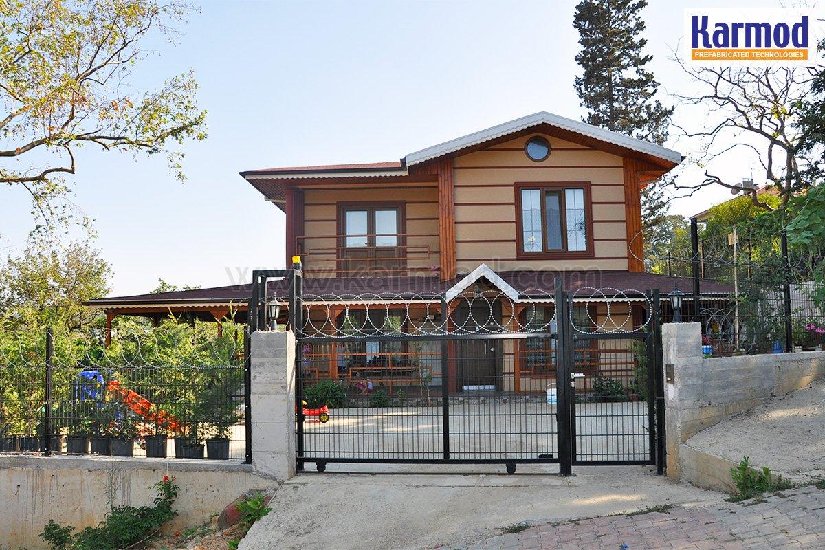 Fotografie di case dei modelli prefabbricati case modulari for Fotografie di case