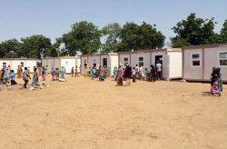 Campo profughi di Contenitore City