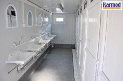 Toilettete / Doccia Contenitore