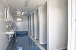 Unità WC-Doccia Prefabbricate